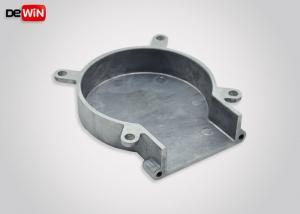 China Precision Machining Adc12  Aluminium Gravity Die Casting Parts Oil Pump Housing on sale