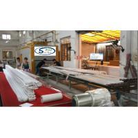 Aluminum Profile Wood Texture Sublimation Heat Press Machine 6.5m Length
