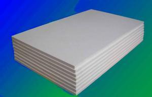 China Ceramic Fiber Paper /  Board , Ceramic Fiber Cloth For Insulation on sale