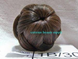 China Free Shipping Hair Bun Chignon Dome Wig Hair Piece 20pcs/Lot on sale
