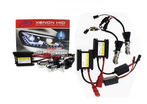 China Custom 9005 H7 Xenon Hid Conversion Kit High Lumen CE CoHs Certification on sale