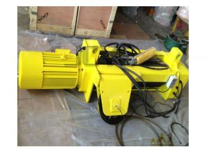 China 3 Phase 220V to 440V Heavy Duty Electric Wire Rope Hoist Winch Hoist Lifting Tools on sale