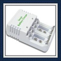 China NICD NIMH Universal Battery Recharger , Super Battery Charger For AA or AAA Alkaline on sale