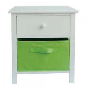 China Bedroom Nightstands Home Storage Shelves For Daily Articles / Books / Socks on sale