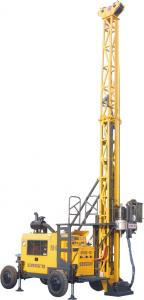 China Core Drill Rig Mining Drilling , Vertical Core Drill Rig Hydx-5C on sale