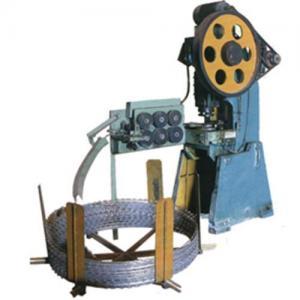 China Razor wire machine on sale