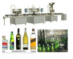 Quality beer filling machine production lines for sale