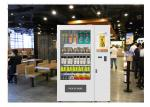 Multi Language Mini Mart Vending Machine , Custom Safety Products Vending Kiosk