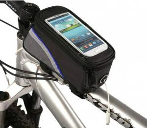 China Cycling Bicycle bike Front tube Frame Bag for iPhone Math case HTC Samsung on sale