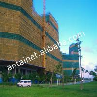 Jinan Factory Free Sample HDPE Scaffolding Construction Safety Net