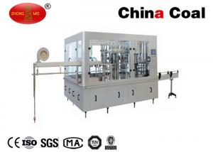 China Packaging Machinery 3000 Bottles Per Hour 3-in-1 Automatic Mineral Water/ Carbonated Drink Filling Machine on sale