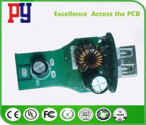 China Car Charger PCBA Board 6 Layer FR4 Raw Material 0.8-1.2mm Board Thickness on sale