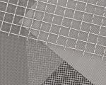 300 - 350 Micron SS Wire Mesh , Stainless Steel Woven Wire Cloth Smooth Surface