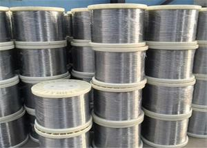 China 06Cr18Ni11Ti Precipitation Hardening Stainless Steel Wire High Hardness For Pulp And Paper Industry on sale