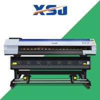 China 1.9m CMYK Fedar Sublimation Printer Digital Fabric Printing Machine on sale