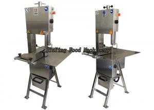 China 1.5kw Electric Frozen Chicken Fish Bone Saw Cutter Machine on sale