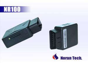 China Small Noran Vehicle OBD2 GPS Tracker / GPS GSM Tracker With Voice Monitor on sale