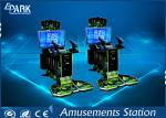 Wholesale coin operated arcade shooting game machine for game center