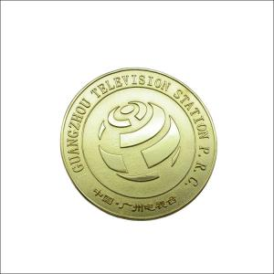 China Pantone Color Military Commemorative Coins , Safety Challenge Coins Gold Plating on sale
