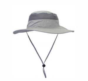 China Outdoor Sunscreen Removable Face Neck Flap Floppy Sun Hats With Embroidered Logo on sale