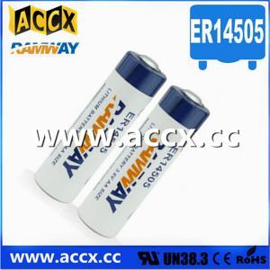 China aa battery 14500 2700mAh on sale