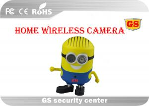 China Yellow Man 1.3 Megapixe Indoor Wifi Security Camera IR Cut 195G GS / OEM on sale