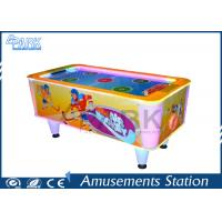 Amusement Equipment Kids Coin Operated Game Machine Air Hockey Table