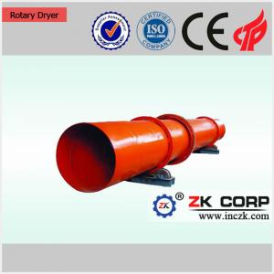 China Small Cement Rotary Dryer Price on sale