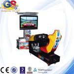 necesidad de la máquina de la arcada de las carreras de coches 2014 4D del carbono de la velocidad, máquina de juego del coche de competición de la arcada