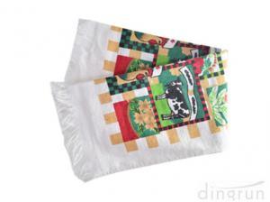 China Pano de limpeza da cozinha de Dingrun, 100 toalhas de cozinha do algodão para a casa on sale