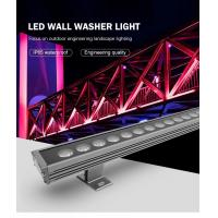 China Hotel Outdoor Building Lighting Project Waterproof Led Linear Wall Washer on sale