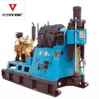 Water Well Diamond Core Drill Rig Machine Depth 1600m Water Brake System