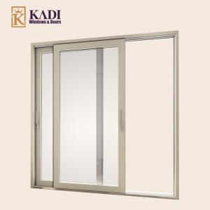 China Elegant Style Glass Sliding Patio Doors on sale