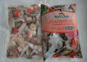 China Frozen Seafood Mix/Seafood Cocktail on sale
