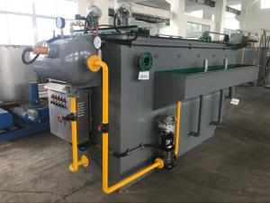 China Sewage Pretreatment Equipment, DAF System Dissolved Air Flotation Machine on sale