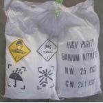 バリウムの硝酸塩の高い純度