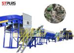 Waste Plastic Bottle Washing Recycling Machine Plastic Crushing and Washing Line