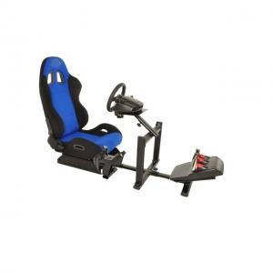 Quality Adjustable Racing Play Station Racing Simulator Seat for car 1012C for sale
