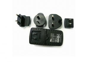 China Ktec 2 / 3 holes Slim 18W 3V - 24V 0.05A - 5A Switching Power Adapters on sale