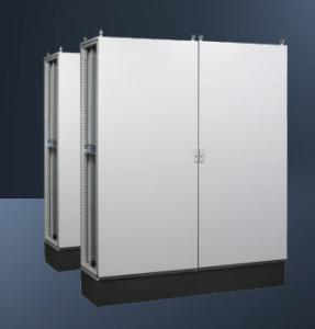 China Metal Electrical Outdoor Enclosure Cabinet For Telecom / Electronic Equipment on sale