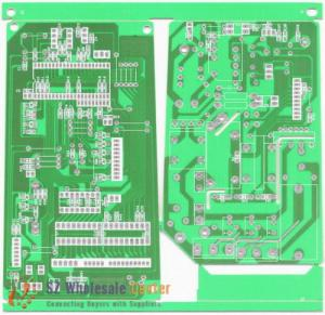 China Aluminum LED PCB with 3.0mm board thickness on sale