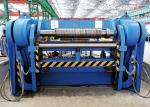 Máquina de dobra horizontal profissional do painel hidráulico para a caldeira YPW3000