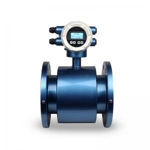 China electromagnetic flow meter china modbus magnetic water flow meter on sale
