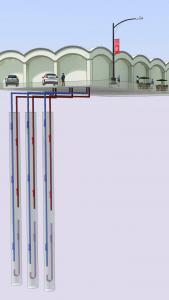 China MDS20D ground Heat Pump on sale