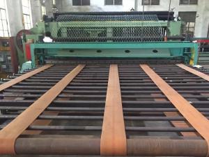 China Professional Custom Hexagonal Wire Netting Machine 2200mm for Gabion Production Line on sale