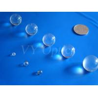 China optical spherical ball lens on sale