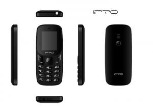 China IPRO Mobile Phone GSM 2G Network Keypad Button Dual SIM Standby on sale