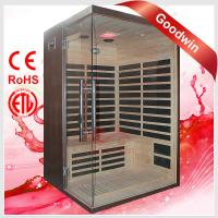 China barrel Saunas For Sale GW-2H1 on sale