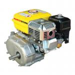 5.5HP 163cc Gasoline Engine 1/2 speed reduction with clutch