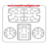 China LED dome light for TOYOTA Camry,Hybrid 2010 on sale
